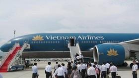 越南航空局:上半年航運逾 3850 萬名乘客。(圖源:田升)