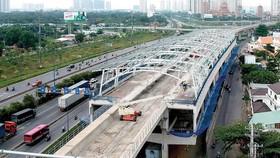 濱城-仙泉地鐵線各站與巴士線系統相銜接以方便乘客。