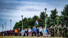 這個國際戶外徒步盛會也是全世界最大型的行軍慶典,曾經是為了鼓勵荷蘭士兵在和平時期保持體能而設置的,後來越來越多的普通民眾參加。(圖源:互聯網)