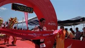 澳大利亞運動員Steve McKenna奪得冠軍。(圖源:互聯網)