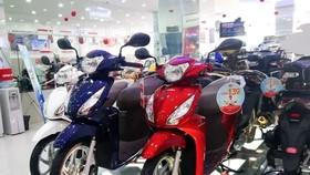 我國市場日均銷售近 8000 輛摩托車。(示意圖源:互聯網)