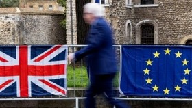 英國報告指無協議脫歐將陷入一年衰退期。(示意圖源:互聯網)