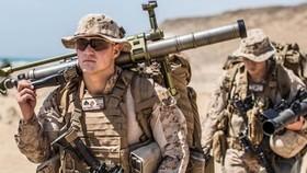 美國防部批准向沙特派駐美軍。(示意圖源:互聯網)