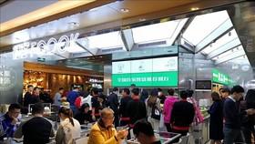 圖為深圳福客智慧餐廳一瞥。(圖源:互聯網)