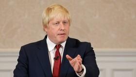 英國前外交大臣鮑里斯·約翰遜。(圖源:AP)
