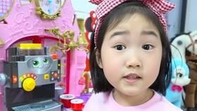 韓國6歲網紅Boram。(圖源:互聯網)