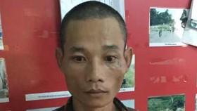 被拘留的撞警車司機阮清雄。(圖源:互聯網)