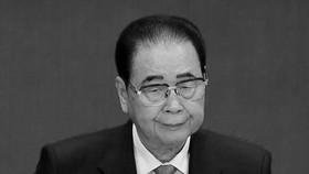 中國國務院前總理李鵬同志。(圖源:互聯網)