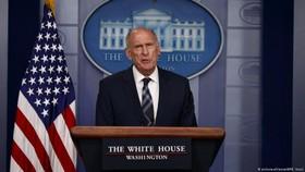 負責監督美國17個情報機構的國家情報總監丹‧柯茨即將離職,在他任職的兩年當中,最出名的是他和美國總統特朗普在對待俄羅斯與朝鮮策略上的意見分歧。(圖源:AP)