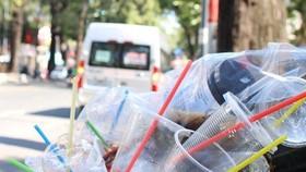 """本市響應""""反塑料廢棄物""""運動計劃。(示意圖源:青燕)"""