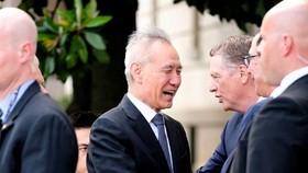 中美貿易談判即將重啟,兩國的態度被外界緊密關注。(圖源:路透社)