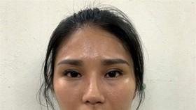被捕的淫媒嫌犯高氏梅。(圖源:進源)
