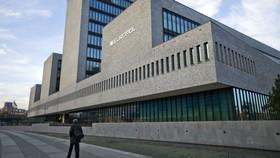 圖為歐洲刑警組織總部。(圖源:AP)