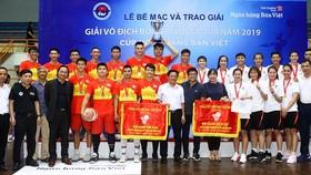 國家籃球錦標賽本市男子奪得亞軍,女子冠軍。