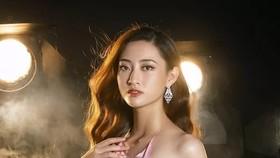 越南世界小姐梁菙玲。