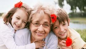 奶奶 —— 我永遠忘不了您