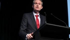 澳大利亞移民部長科爾曼。(圖源:互聯網)