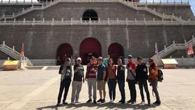 本市旅行社考察中國寧夏行程