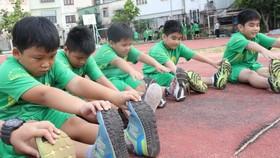 市教育與培訓廳擬定小學生減肥計劃。(示意圖源:互聯網)