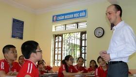 市教育與培訓廳:鼓勵聘用英語國家教師授課。(示意圖源:互聯網)
