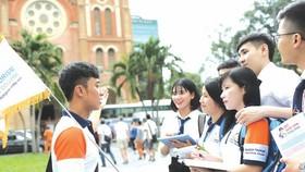 胡志明市力爭提高導遊隊伍水平。(圖源:互聯網)