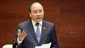 阮春福總理。(圖源:Q.H)