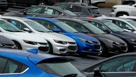 今年8月份整個汽車市場的出售量僅達2萬1483輛,環比其他市場份額銳減19%。(圖源:田升)