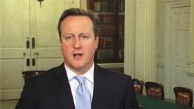 英國前首相卡梅倫。(圖源:互聯網)
