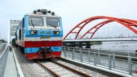 全長1.3公里的新平利鐵路橋正式通車。(圖源:)