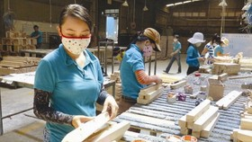 木材加工產業勞工技術有待提高。