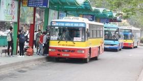 河內市預計將開闢25至30條新巴士路線,旨在落實各項公共客運措施。(圖源:英仲)