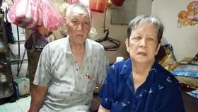 林持家夫婦年事已高並患病在身。