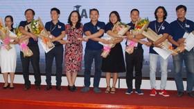 胡志明市國際原留學生俱樂部(iAn俱樂部)成立儀式。