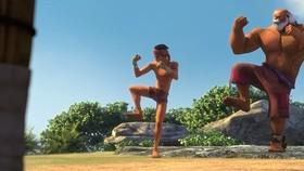 """Phim hoạt hình về Muay Thái quy mô lớn nhất từ trước tới nay """"đổ bộ"""" rạp Việt"""