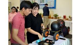 Sản phẩm chế tạo của Đại học Đà Nẵng