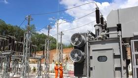 Tổng Công ty Điện lực miền Trung đảm bảo cung ứng điện phục vụ Tết nguyên đán