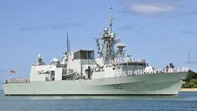 Tàu Hải quân Hoàng gia Canada Calgary thăm Đà Nẵng vào cuối tháng 9