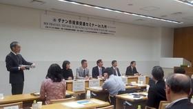 Đà Nẵng xúc tiến đầu tư vào vùng kinh tế Kyushu (Nhật Bản)