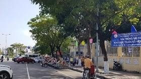UBND TP Đà Nẵng chấm dứt hợp đồng cho thuê đất làm bãi đỗ xe tại Cổ Viện Chàm và dãy nhà hàng từ Mỹ Hạnh đến Phước Mỹ