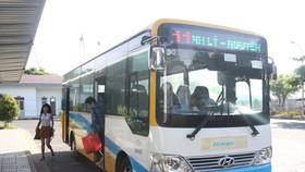 """Đà Nẵng nâng cao chất lượng, trợ giá xe buýt nội thị để """"hút"""" khách tham gia"""