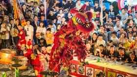 Hơn 30 đội lân sư rồng từ 7 nước, vùng lãnh thổ tham dự Lễ hội Lân sư rồng quốc tế Đà Nẵng