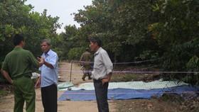Chủ nhà chém chết đối tượng cắt trộm hơn 200 kg sầu riêng