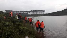 Tắm hồ Cai Bảng, một thanh niên bị đuối nước