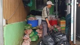 """Phạt cơ sở trữ 8 tấn thịt heo """"bẩn"""" hơn 100 triệu đồng"""
