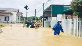 Mưa lũ làm hơn 1.350 căn nhà ở Lâm Đồng bị ngập