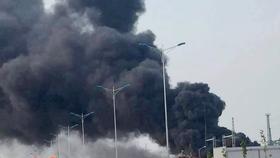 Cháy trạm biến áp, Công ty Samsung Việt Nam phải chạy dầu diesel