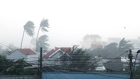 Dự báo miền Nam tiếp tục hứng một cơn bão nữa trong tháng 12