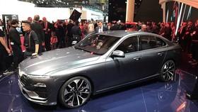 Bộ Công thương xếp việc ra mắt xe VinFast là sự kiện nổi bật năm 2018