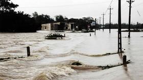 Đã có bản đồ các vùng ngập lụt khi có mưa lũ, siêu bão
