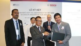 Bosch hỗ trợ nghiên cứu sáng tạo tại Việt Nam